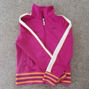 Nike sweater jacket